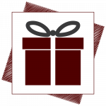Activities Gift Package Icon